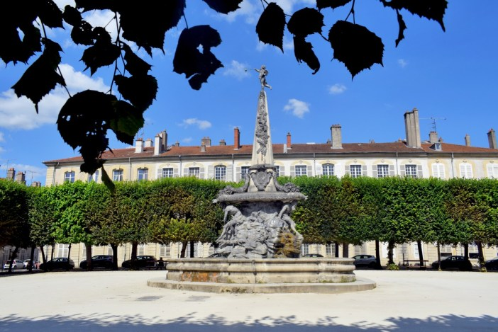 Place d'Alliance in Nancy © French Moments