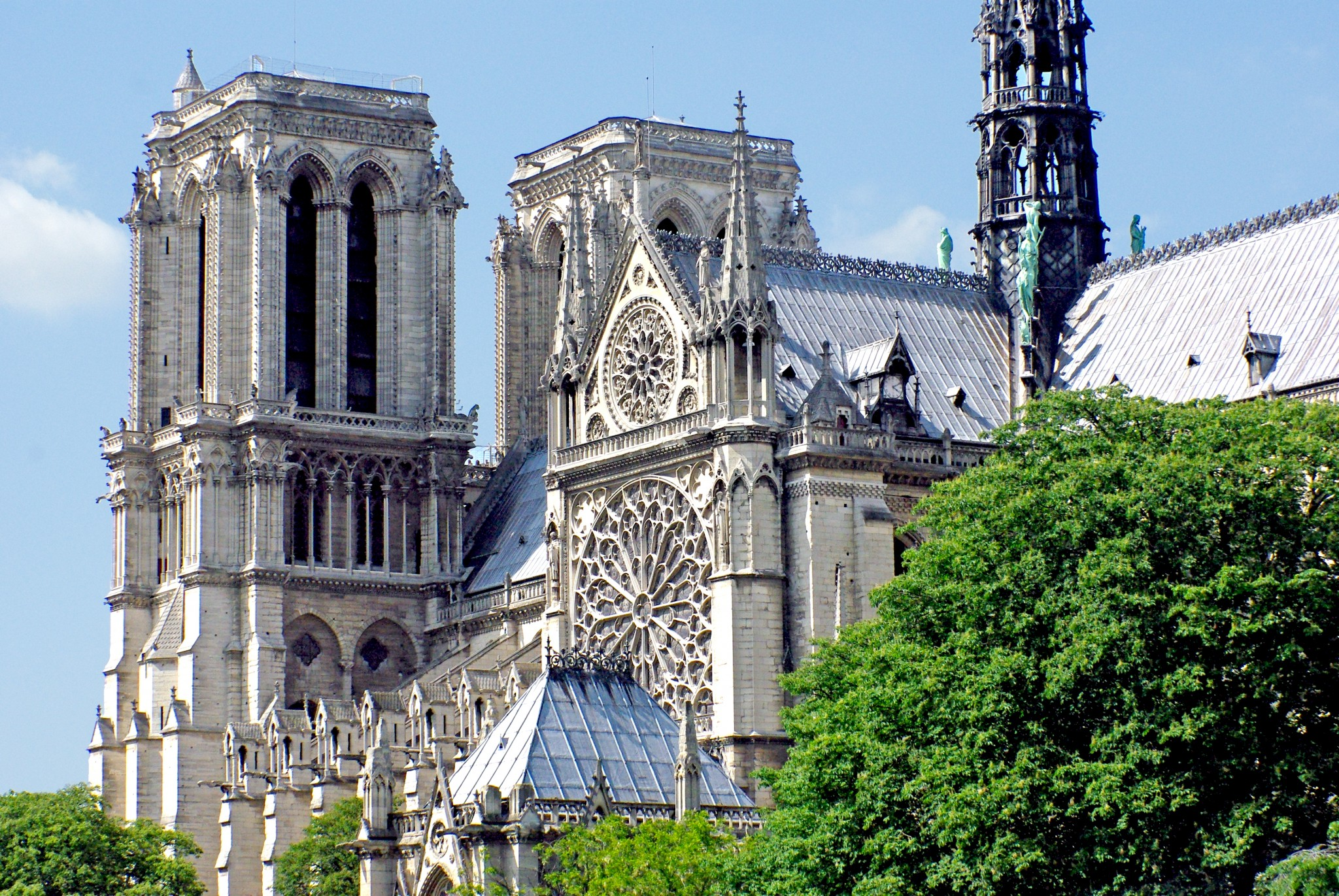 monuments paris