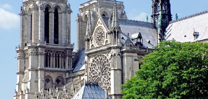 most famous monuments of Paris