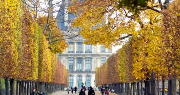 Parks and Gardens of Paris: Autumn in the Tuileries © French Moments