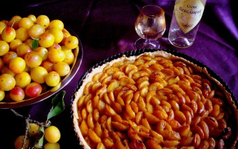 Mirabelle plum tart © French Moments