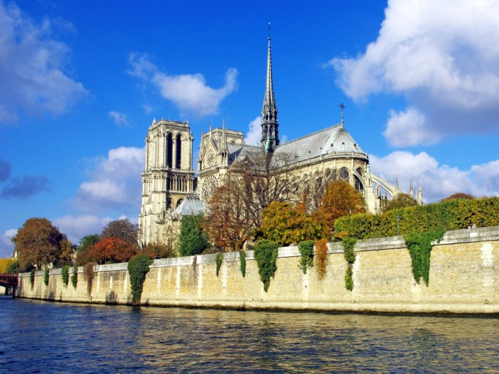 Notre-Dame cathedral, Paris © French Moments