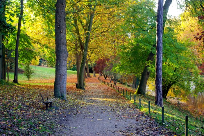 Parc Meissonier in Poissy © French Moments