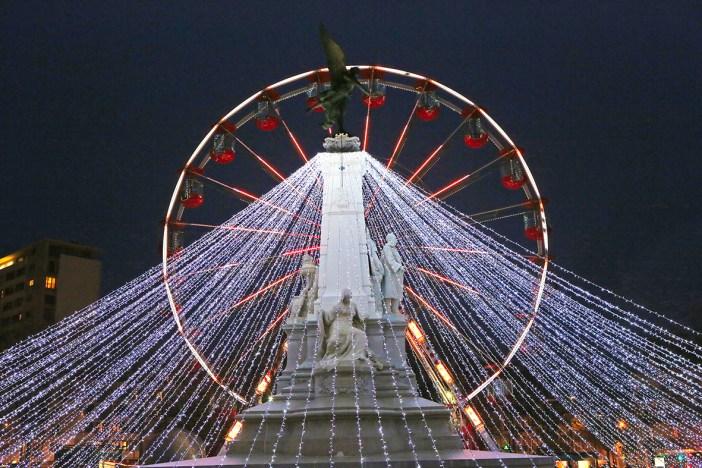 Christmas in Dijon © Mairie de Dijon