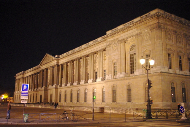 Louvre Night 19 © French Moments