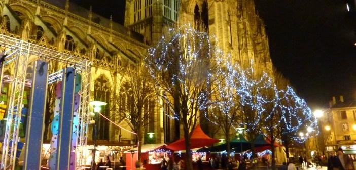Marche de Noël Rouen