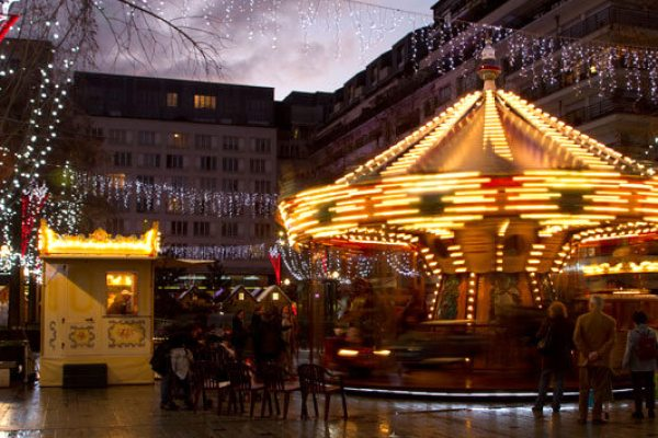 Paris Christmas Markets: at Boulogne-Billancourt © Ville de Boulogne-Billancourt