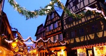 Christmas in Obernai © OTC Obernai