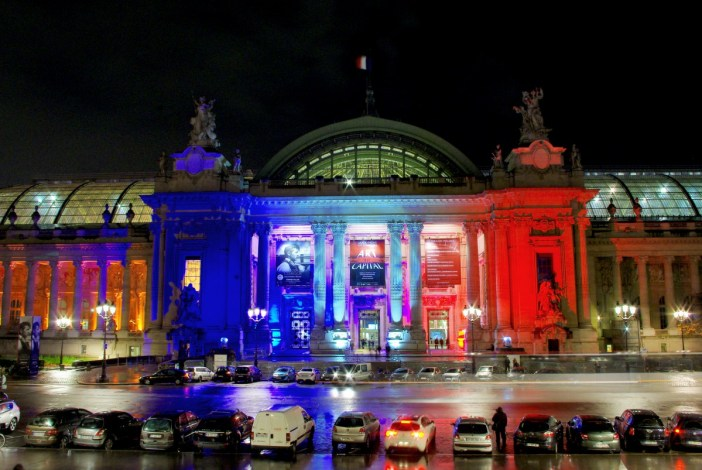 Grand-Palais by night © French Moments