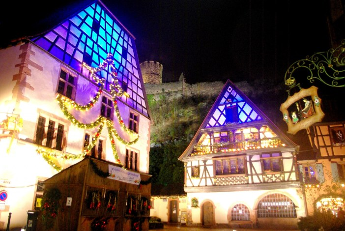 Photos of Christmas in France - Kaysersberg © French Moments