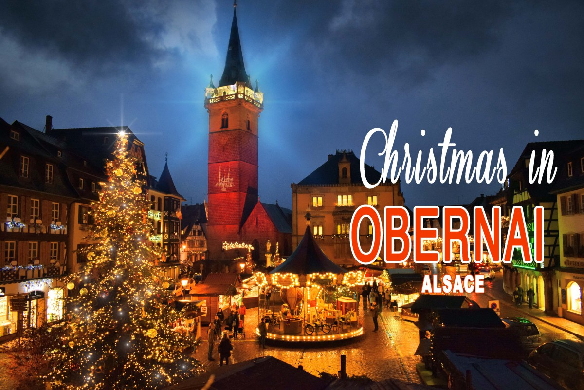 Why We Dreamt About The Obernai Christmas Market French