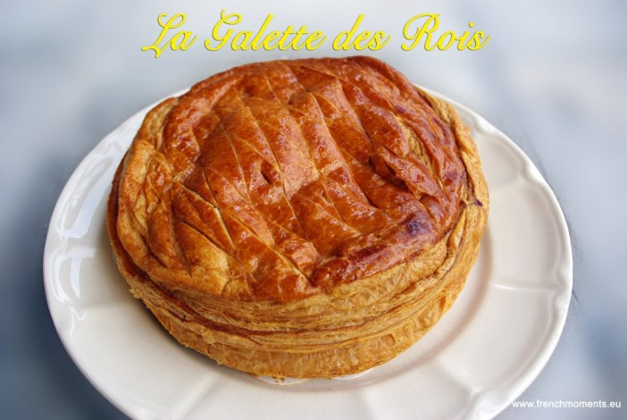 Galette des Rois © French Moments
