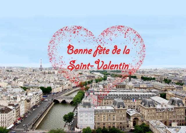 Saint Valentin Paris © French Moments