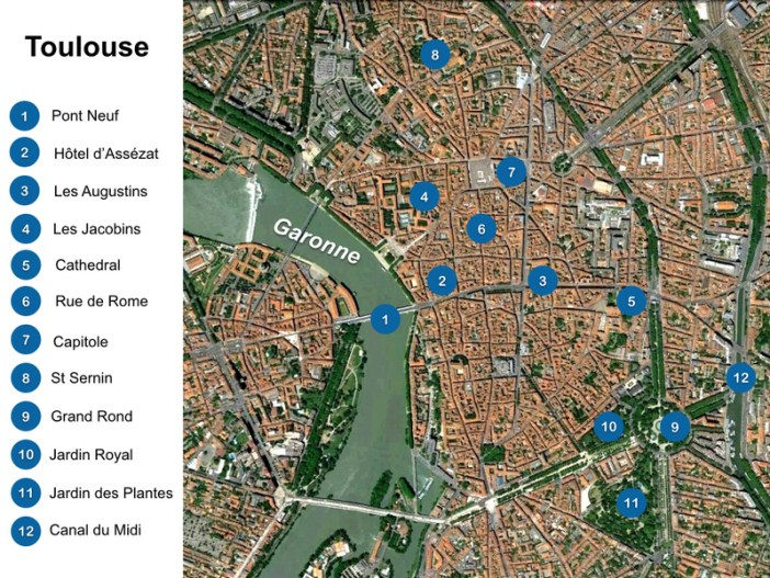 Toulouse Map LR
