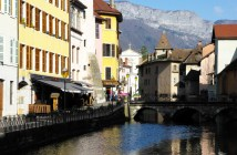 Two weeks in Annecy