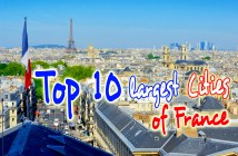 Top 10 Largest Cities of France © French Moments