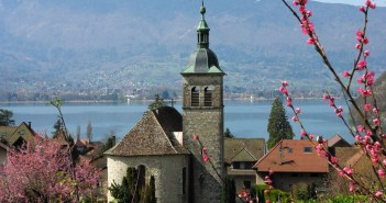 Villages around Lake Annecy
