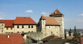 Annecy Castle Savoie