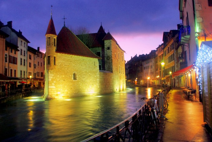 Annecy in December © French Moments
