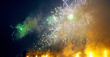 Fireworks in Nancy © French Moments