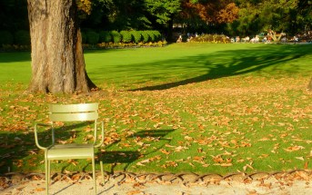 Luxembourg Garden © French Moments