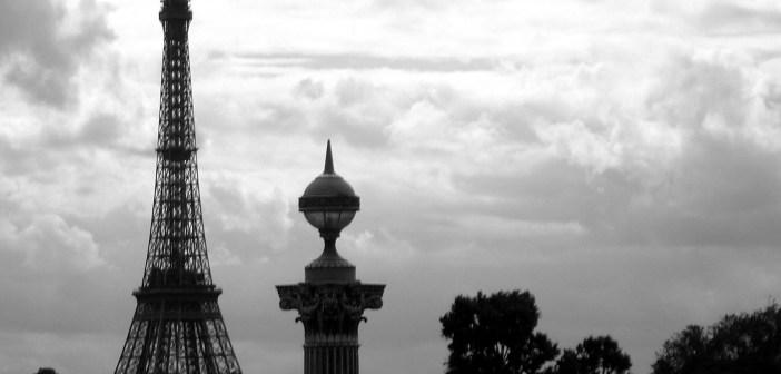 Place de la Concorde Paris Black and White 20 © French Moments