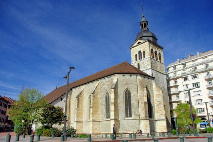 Church of Saint-Maurice, Annecy © French Moments