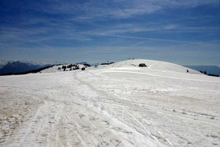 The Semnoz Mountain in Winter © French Moments