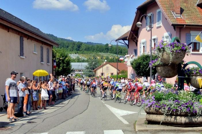 Tour de France 2018 in Thorens-Glières © French Moments