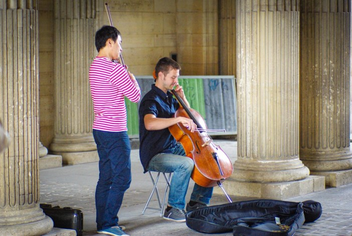 World Music Day - Music at the Louvre © French Moments