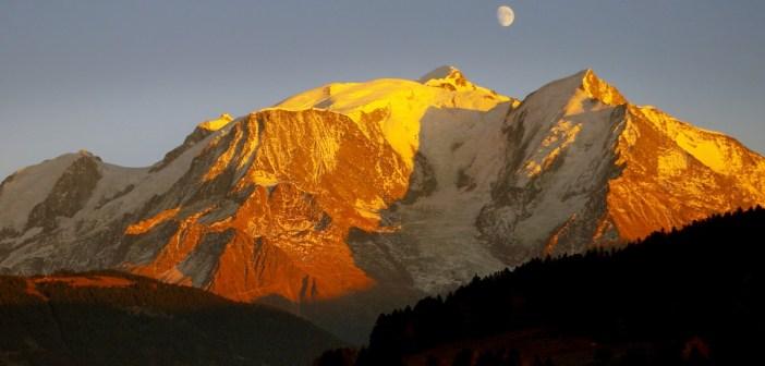 Mont-Blanc from Combloux (Haute-Savoie) © French Moments