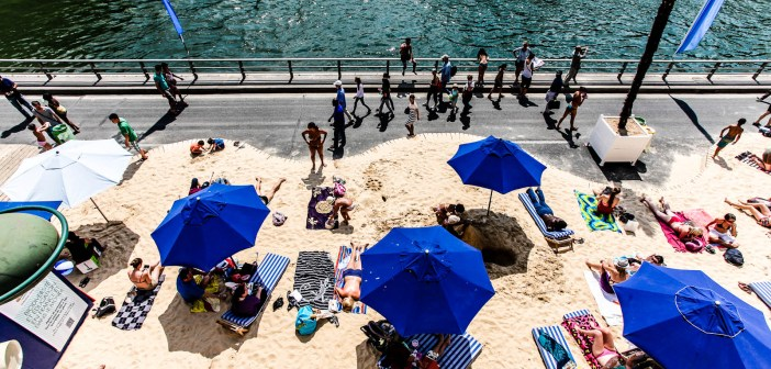 Paris-Plages 2012 © Sharat Ganapati - licence [CC BY-2