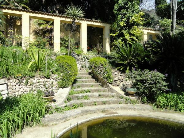Jardin Serre de la Madone by Daderot (Public Domain)