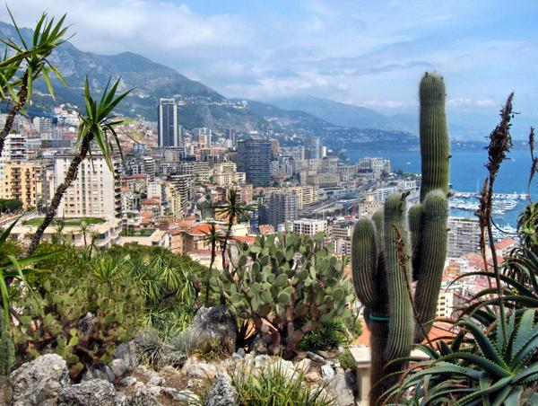 Monaco Exotic Garden © Georges Jansoone - licence [CC BY 3
