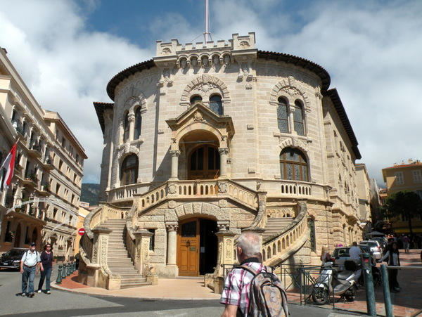 Monaco Palais de Justice © Weefemwe - licence [CC BY-SA 3.0] from Wikimedia Commons