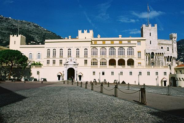 Palais Princier © Monaco Press Centre Photos