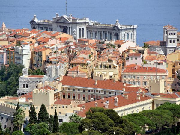 Rocher de Monaco © Monaco Press Centre Photos