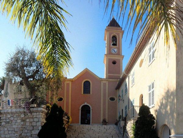Saint-Jean-Cap-Ferrat by Patrice Semeria (Public Domain)