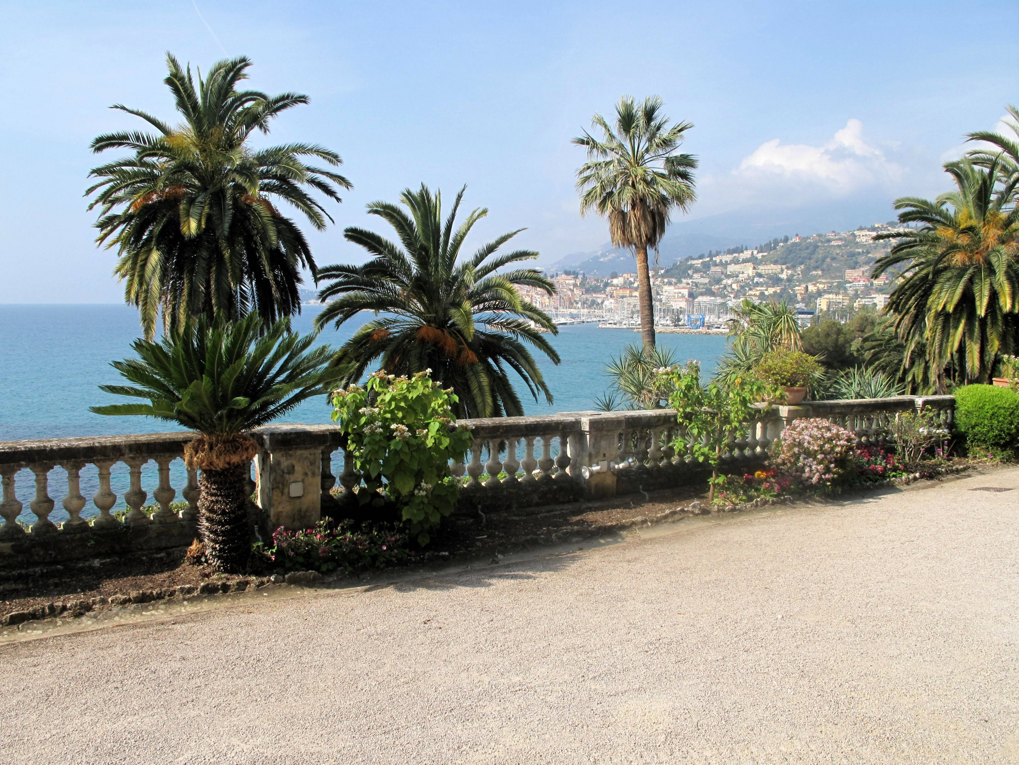 Gardens By Maria: Menton's Parks And Gardens