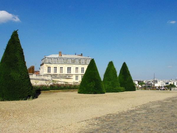 Castle's Terrace, Parc de Saint-Cloud © French Moments