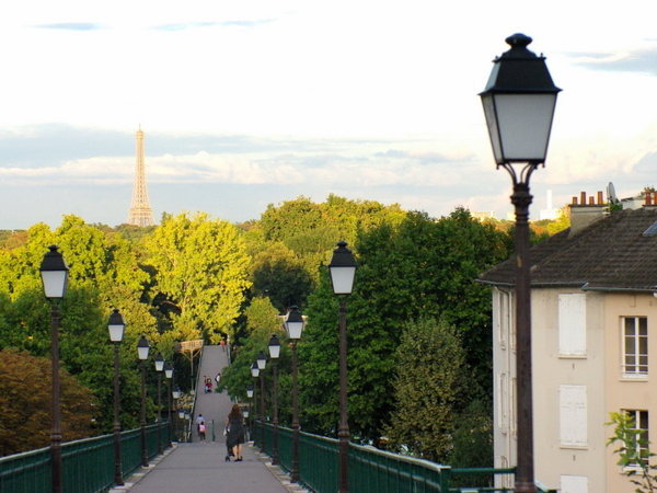 Walk in Saint-Cloud Suresnes 05 © French Moments