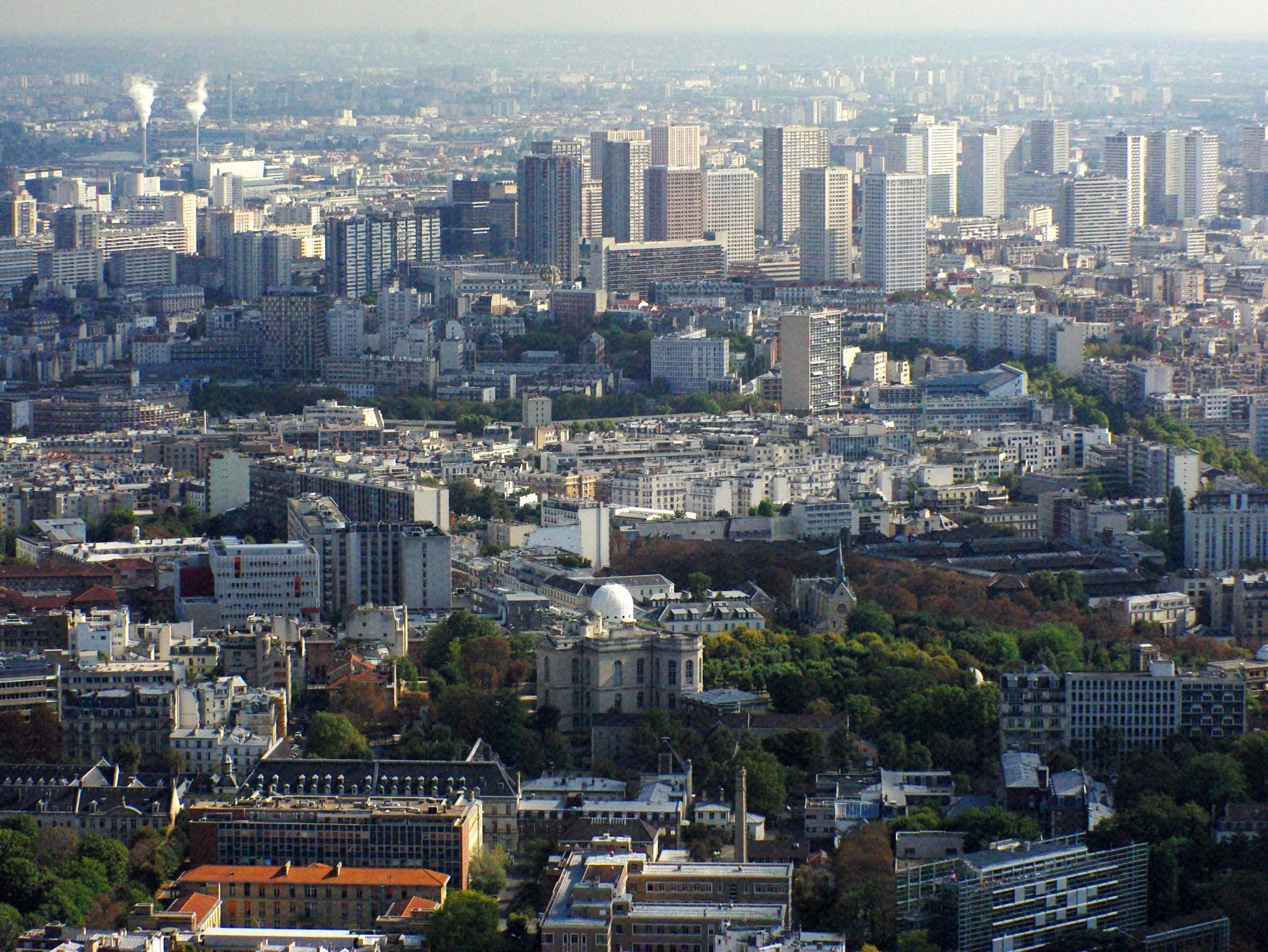 Thirteenth Arrondissement Of Paris French Moments