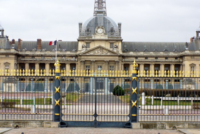 Ecole Militaire 02 © French Moments