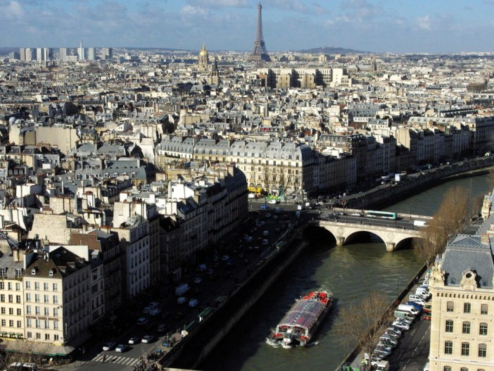 View of Paris © French Moments