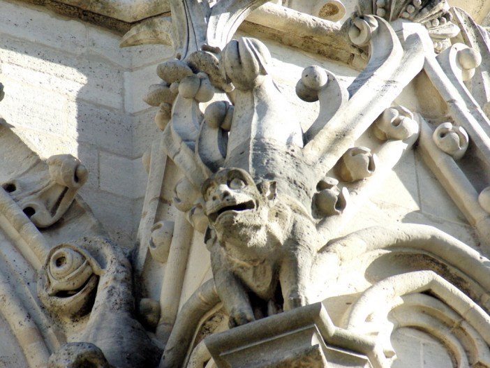 Gargoyles of Notre-Dame © French Moments
