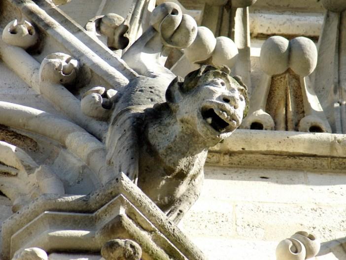Gargoyles of Notre-Dame © French Moments