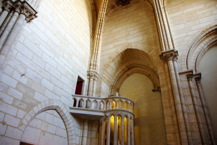 The upper room of Notre-Dame cathedral, Paris © French Moments