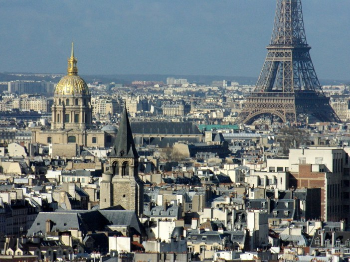 View of the Eiffel Tower © French Moments