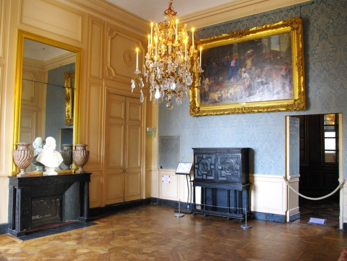 Chateau Maisons Laffitte Interior 38 copyright French Moments