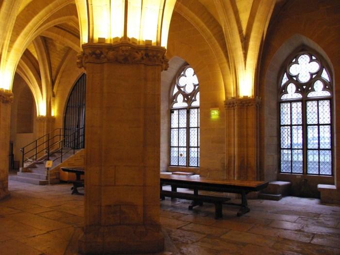Salle des Gardes © French Moments